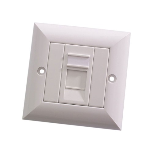 Videk 4295 wall plate/switch cover White