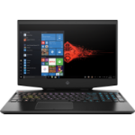 "HP OMEN 15-dh0007na Black Notebook 39.6 cm (15.6"") 1920 x 1080 pixels 9th gen Intel® Core™ i7 16 GB DDR4-SDRAM 1000 GB SSD Windows 10 Home"
