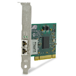 Allied Telesis 32bit PCI Gigabit Fiber Adapter Card 1000Mbit/s networking card
