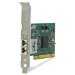 Allied Telesis 32bit PCI Gigabit Fiber Adapter Card 1000Mbit/s networking card