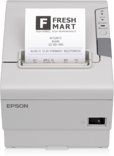 Tm-t88v (012 )- Receipt Printer - Thermal - 72mm - USB / Serial