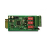 Delta 3915100422-S interface cards/adapter Serial Internal