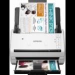 Epson WorkForce DS-570W Paginascanner 600 x 600DPI A4 Wit