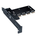 Akasa Vegas interface cards/adapter Internal