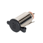 Gamber-Johnson 7160-0063 cable gender changer AUX 12v Black
