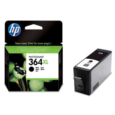 HP 364XL Black Photosmart Ink Cartridge