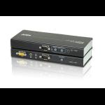 ATEN USB VGA/Audio Cat 5 KVM Extender 1280x1024 (200m); 1920x1200@60Hz (30m) - [ OLD SKU: CE-750A ]