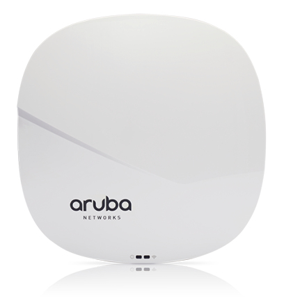 Aruba, a Hewlett Packard Enterprise company AP-324 WLAN access point 1750 Mbit/s Power over Ethernet (PoE) White