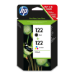 HP CR340HE cartucho de tinta Original Negro, Cian, Magenta, Amarillo Multipack 2 pieza(s)