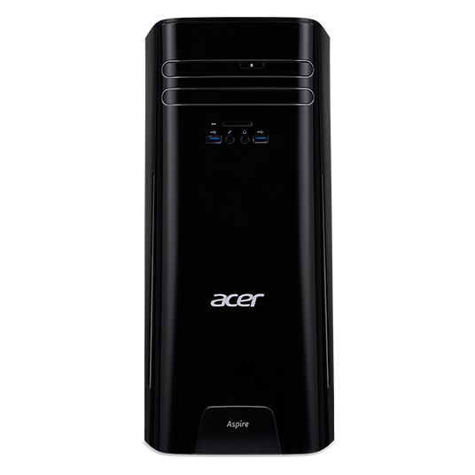 Acer Aspire TC-780 3GHz i5-7400 Black PC
