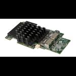 Intel RMS25CB080 PCI Express x8 2.0 6Gbit/s RAID controller