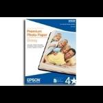 "Epson Premium Glossy 13 x 19"" 20 sheets photo paper"