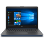 "HP 14-cm0038na Notebook Black 35.6 cm (14"") 1366 x 768 pixels 7th Generation AMD A4-Series APUs 4 GB DDR4-SDRAM 32 GB eMMC Wi-Fi 5 (802.11ac) Windows 10 Home"