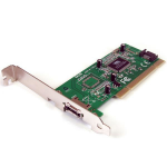 StarTech.com 1 Port eSATA + 1 Port SATA PCI SATA Controller Card w/ LP BracketZZZZZ], PCIESATA2I