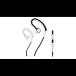 Pioneer SE-E711T Ear-hook Binaural Wired Black,White mobile headset