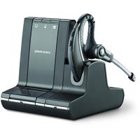 Plantronics Savi W730 Ear-hook Monaural Wireless Black mobile headset