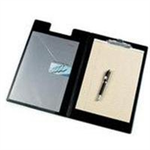 Rapesco Executive clipboard Black