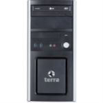 Wortmann AG TERRA Business 6000 Silent 8th gen Intel® Core™ i5 i5-8500 8 GB DDR4-SDRAM 240 GB SSD Black Mini Tower PC