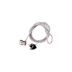 Lindy Notebook Security Cable 1.6m cable lock