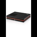 LG NA1000 digital media player 8 GB Full HD 1920 x 1080 pixels Black,Red