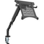 Vision VFM-DA3SHELFB notebook stand Notebook & monitor arm Black