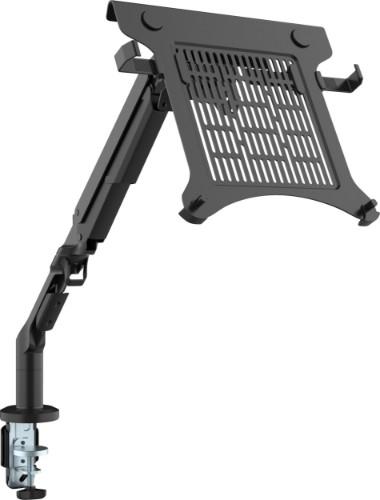 Vision VFM-DA3SHELFB notebook stand Notebook & monitor arm Black