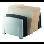Fellowes 8031801 Black,Silver file storage box/organizer