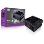 Cooler Master MWE 450 White 230V - V2 power supply unit 450 W 24-pin ATX ATX Black