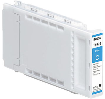 Epson C13T692200 (T6922) Ink cartridge cyan, 110ml