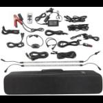 Generic 2000 Lumen 4 Bar LED Camping Kit