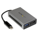 StarTech.com Thunderbolt to eSATA plus USB 3.0 Adapter - Thunderbolt Adapter