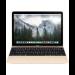 "Apple MacBook 12"" Retina 1.1GHz 12"" 2304 x 1440pixels Gold"
