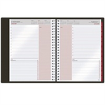 Collins Leadership writing notebook Graphite A4