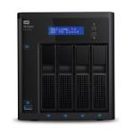 Western Digital My Cloud EX4100, 24TB NAS Desktop Ethernet LAN Black