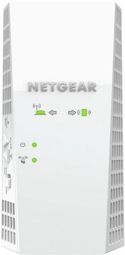 Netgear EX7300-100UKS Network repeater White 10,100,1000Mbit/s