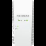 Netgear EX7300-100UKS network extender Network repeater 10,100,1000 Mbit/s White