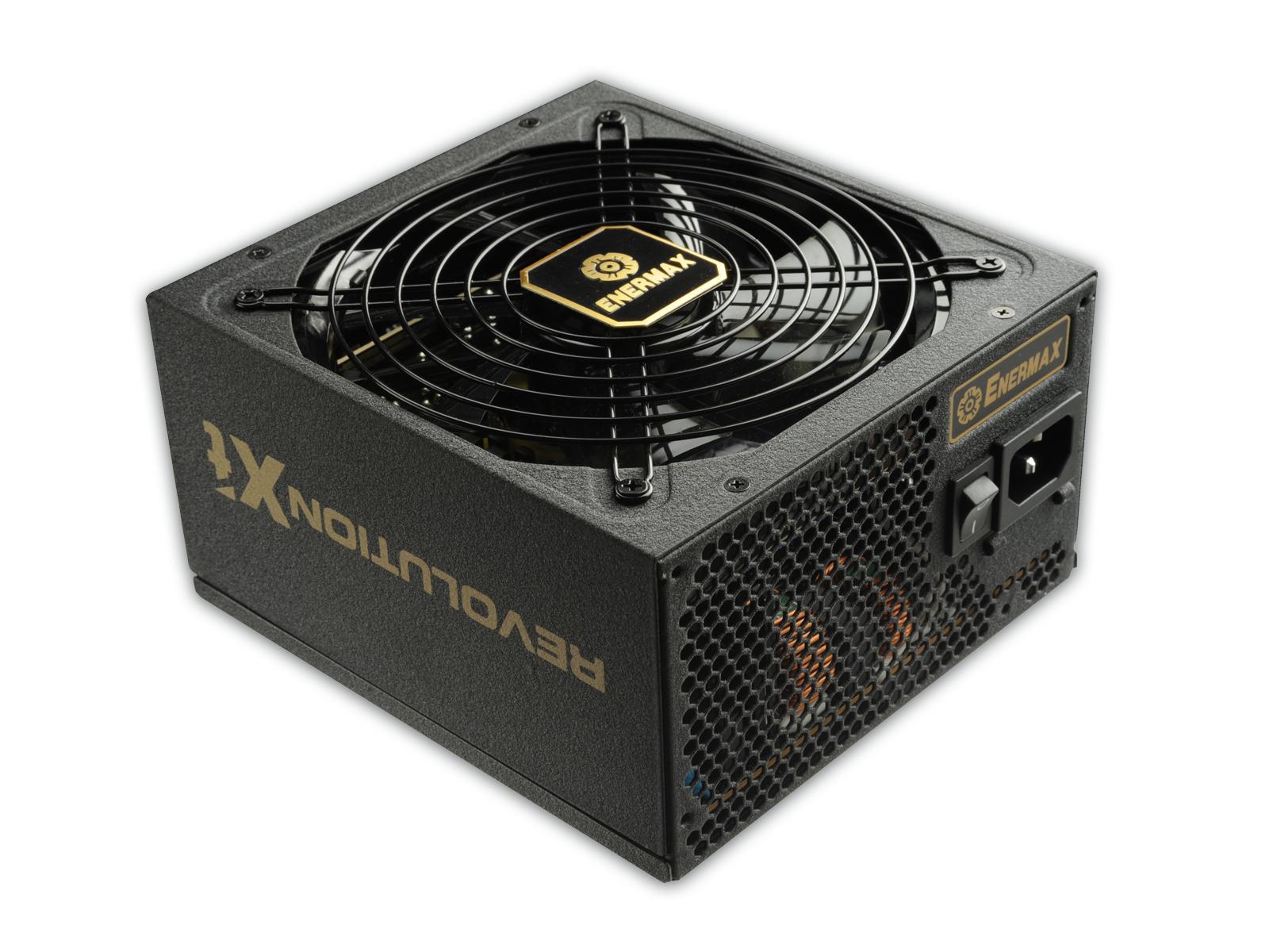 Enermax Revolution X't II power supply unit 550 W ATX Black