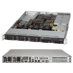 Supermicro SC113AC2-R706WB2 Rack Black 750 W