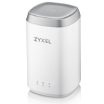 ZyXEL LTE4506-M606 wireless router Dual-band (2.4 GHz / 5 GHz) Gigabit Ethernet 3G 4G Grey, White