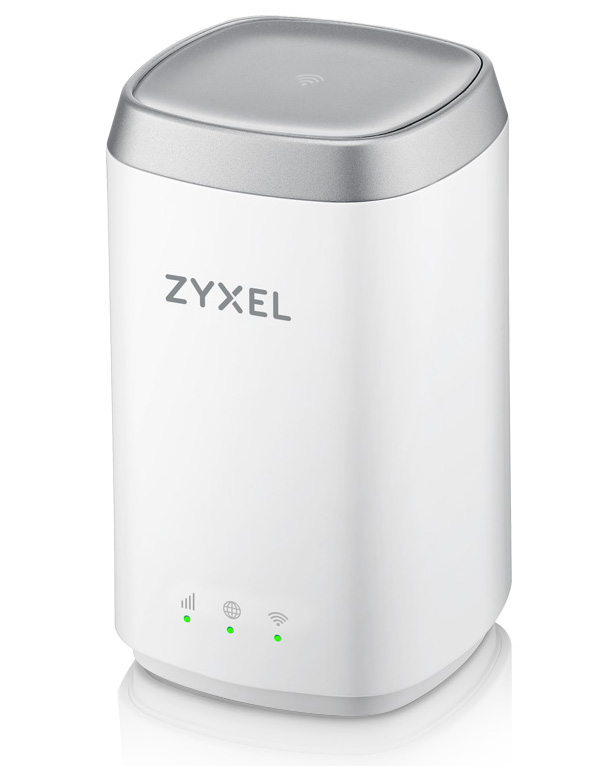 ZyXEL LTE4506-M606 Dual-band (2.4 GHz / 5 GHz) Gigabit Ethernet 3G 4G Grey,White wireless router