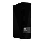 Western Digital My Book, 4TB external hard drive 4000 GB Black