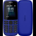 """Nokia 105 4.57 cm (1.8"""") 73 g Blue"""