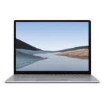 Microsoft Surface Laptop 3 Notebook Platin 38,1 cm (15 Zoll) 2496 x 1664 Pixel Touchscreen Intel® Core™ i7 Prozessoren der 10. Generation 16 GB DDR4-SDRAM 256 GB SSD Wi-Fi 6 (802.11ax) Windows 10 Pro