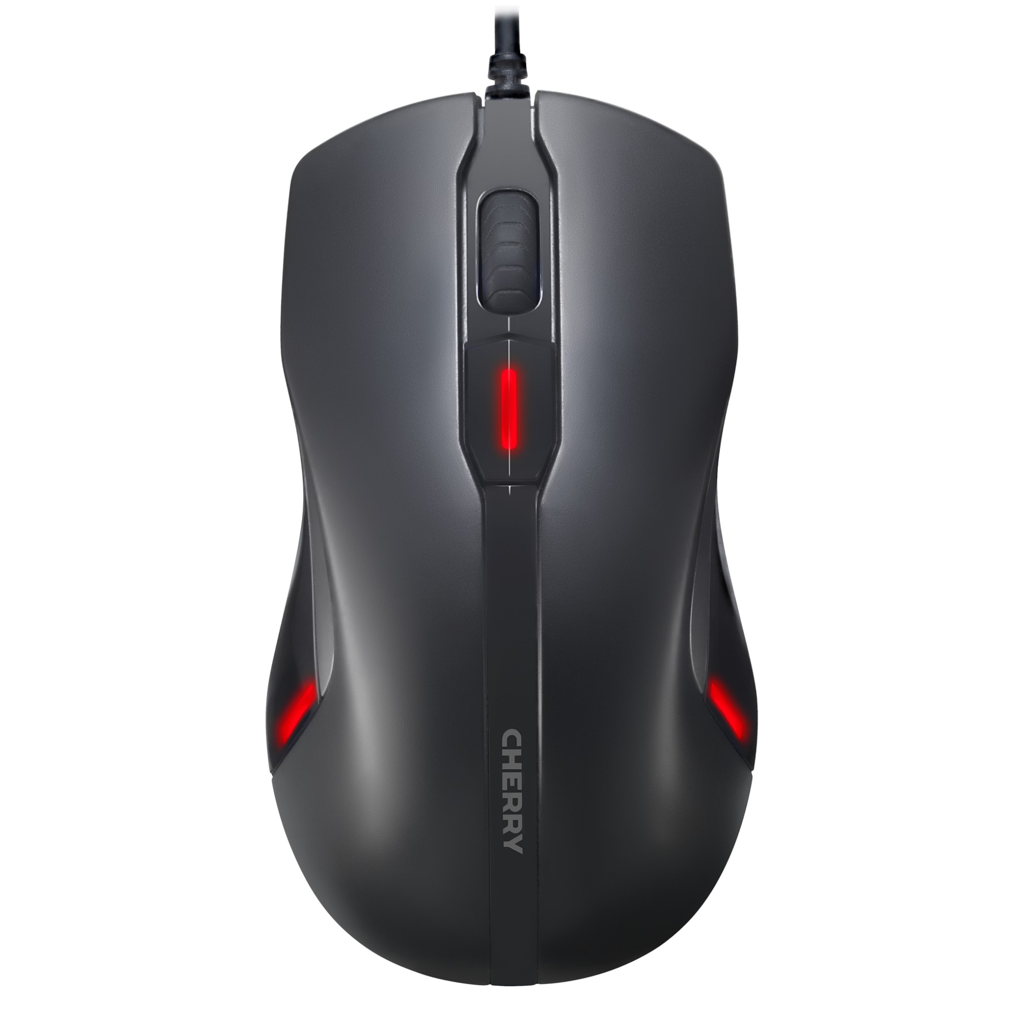 Cherry MC 4000 USB Optical 2000DPI Ambidextrous Black mice