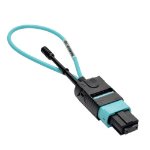 Tripp Lite N844-LOOP-12F network cable tester Black,Blue