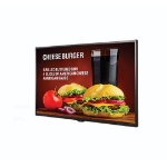 "LG 32SM5KC-B Digital signage flat panel 32"" LED Full HD Wi-Fi Black signage display"