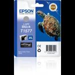 Epson Turtle T1577 Original Light schwarz 1 Stück(e)
