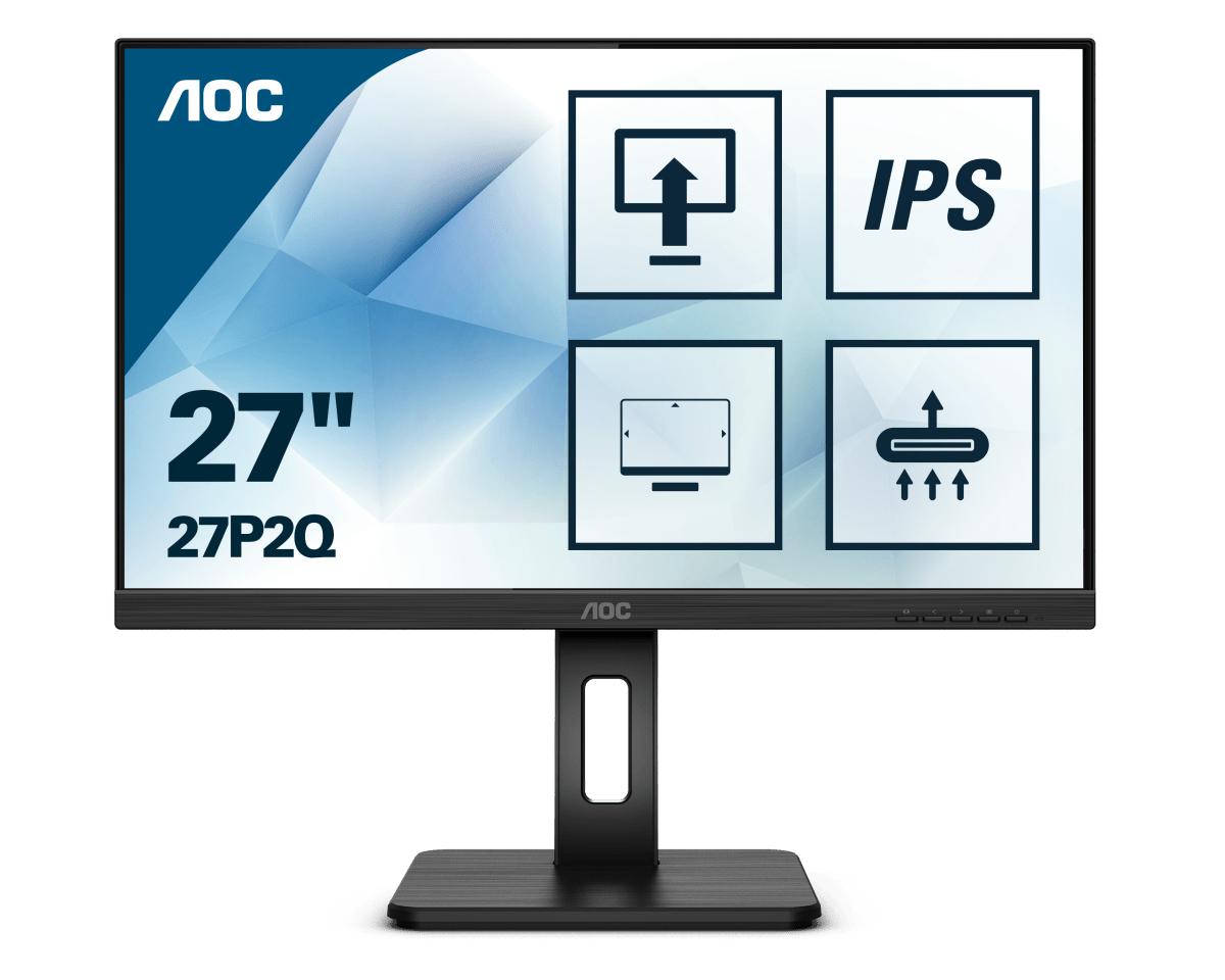 AOC 27P2Q LED display 68.6 cm (27
