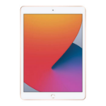 """Apple iPad 25.9 cm (10.2"""") 128 GB Wi-Fi 5 (802.11ac) Gold iPadOS"""