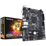 Gigabyte Motherboard Intel 1151 H310M H 2.0 D4 M-ATX